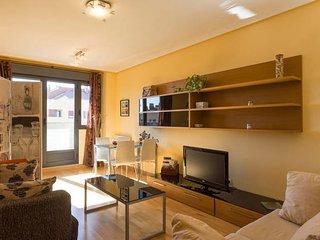 Apartamento para 6 personas, Logrono