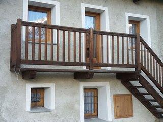 Appartamento con vista sulla Valtournenche