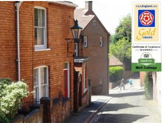 Well Cottage - Well Lane Lincoln - The best location for your Lincoln stay