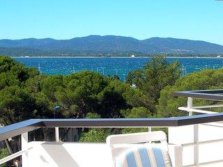 Appart de standing avec superbe vue mer St Raphael - Cote d'Azur - Var