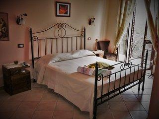 Al Casale La Gerla b&b -camera 3-doppia o uso tripla con balcone e bagno privato