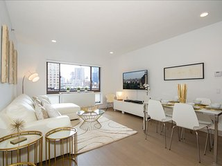 Ultra Luxurious Designer Large Appartment- Top Floor- Fitness,Doorman,Terrace, New York City
