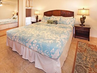 #104 - Ocean View 1 Bed/1 Bath in Maalaea Bay!