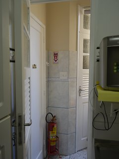 laundry room entrance