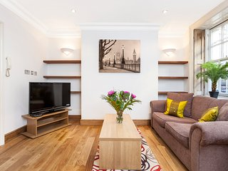 Hyde Park & Paddington 1 bedroom apt FREE WiFi