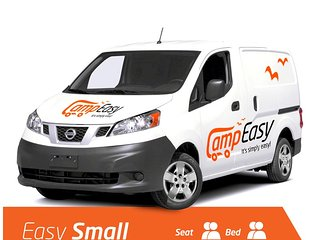 Easy Small - Campervan rental in Iceland, Kopavogur