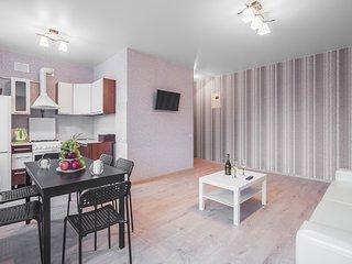 Comfortable apartment near Minsk downtown