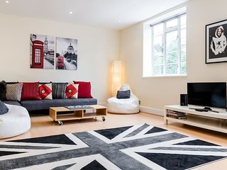 Quirky 1 bed in Kings Cross