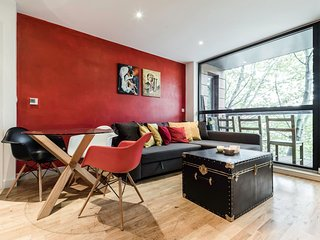 Spacious 2 Bed Kings Cross, Sleeps 6