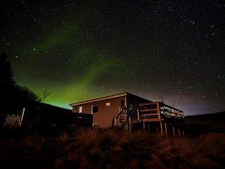 Katla House-secluded and remote- in south Iceland, Kirkjubaejarklaustur