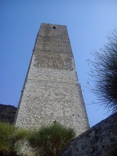1100 year old tower