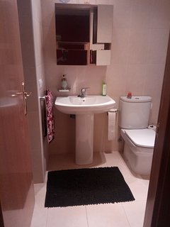 Cuarto de baño principal