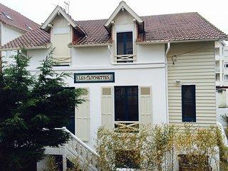 LES CLOCHETTES Hyper centre- Marché - Plage, Le Touquet