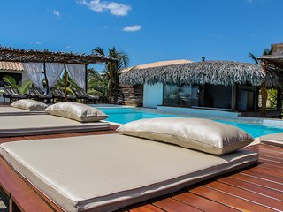 PREABEACH VILLAS - 4 villas on the Beach-