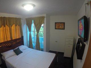 Posada ashanty estilo apartamento providencia isla