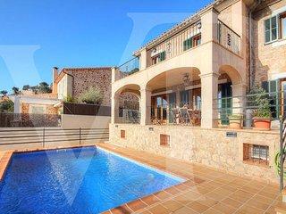 Chalet con piscina en Valldemossa, CAN MARC