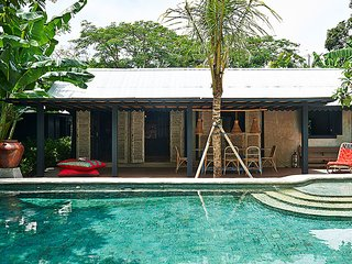 The Garden House: 3 bedroom ensuite bathroom and private pool