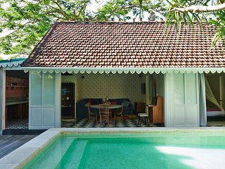 The Pandan House: 1 bedroom ensuite bathroom and private pool, Seminyak