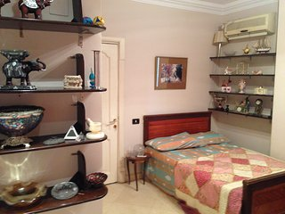 Cute one bedroom flat in Mohandssen , Cairo, El Cairo