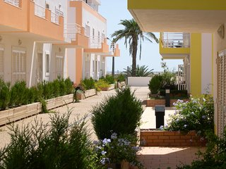 1 bedroom apartment just yards from the sea, Cabanas