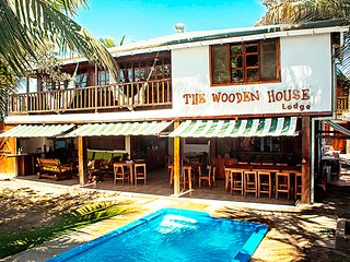 The Wooden House Lodge, the #1 B&B hotel in Isabela with the best service.