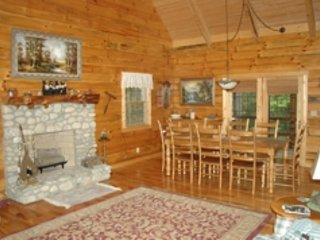 Maple Ridge Cabin, Logan