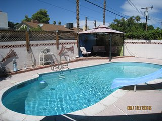 Welcome to Vegas stay in a private room & bathroom!  With shard common places.