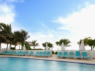 Private 1BR SeaView at Marenas Beach Resort, with promo rates!