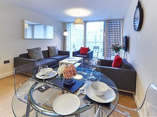 Two Bedroom Serviced Apartments in Vizion, Milton Keynes