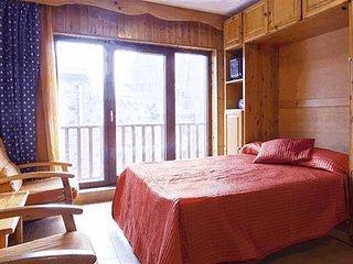 Apartamento 4 personas vistas a la montaña y a pie de pistas de esqui, Pas de la Casa