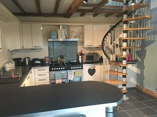Lovely rural holiday home, perfect for walking breaks, Church Stretton