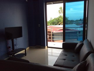 Apartment with private  balcony, Pueblo de Bocas