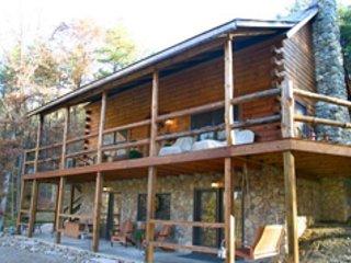 Stone Settler Cabin