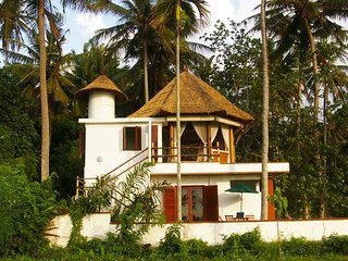 Deluxe Villa with Ocean, River, Rice fields, Mountain View