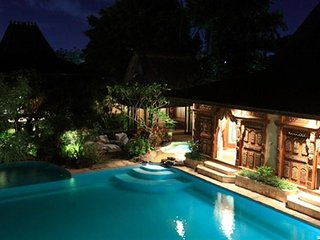 Stay in a Luxury Private Villa in Kuta Bali