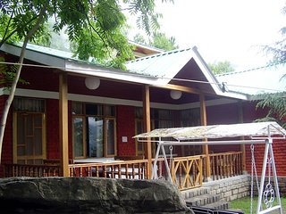 2 Bedroom bungalow near Kullu & Manali