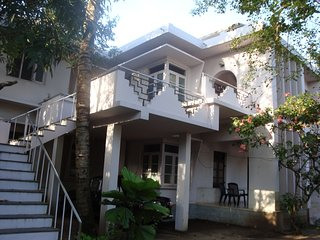Independent 2 Bedroom House in the heart of Alleppey town