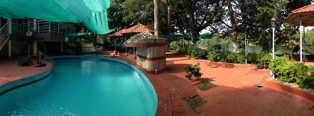 14 Bedroom Riverside Estate just outside Mumbai