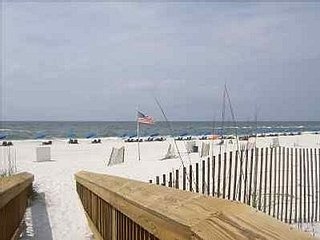 Beach Front View and Great Rates All Combined for Family Fun, Orange Beach