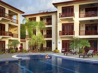 2 bedroom pool and garden view condo at Bahia Azul