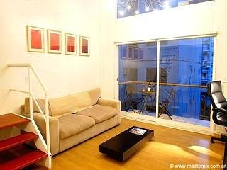 Super Cool LOFT (A28  - 1.5 Bath - 2 TV's Wi-Fi!)