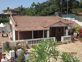 3 Bedroom Bungalow at Shanti Niketan in Mahabaleshwar, Maharashtra