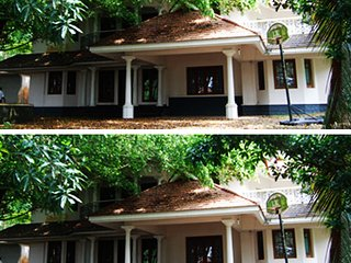 Four BHK House for Vacation Stay in Chungam, Kottayam!!