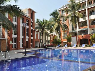 1 bhk Palm View Apartment Heritage Exotica Baga area