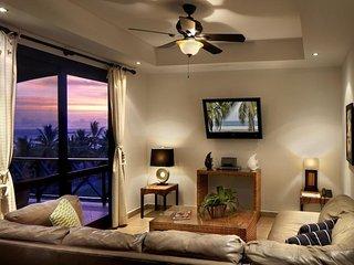 3 bedroom ocean view condo at Bahia Encantada