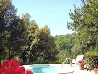 villa with private pool, near Florence and Siena, a strategic location for