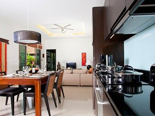 LUXURY HOLIDAY POOL VILLA IN NAI HARN, PHUKET