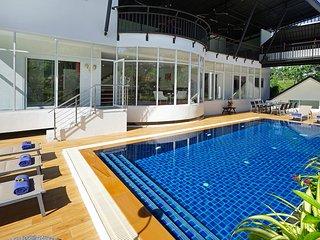 Villa nestled in the fragrant Naka valley