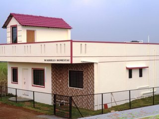 2-BHK independent bunglow located in the greenery of Wai