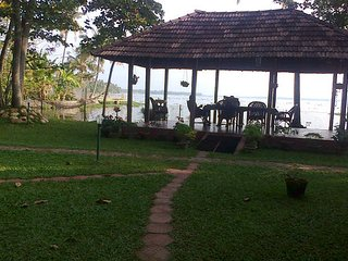 Room accommodation in Lake Side Home Stay